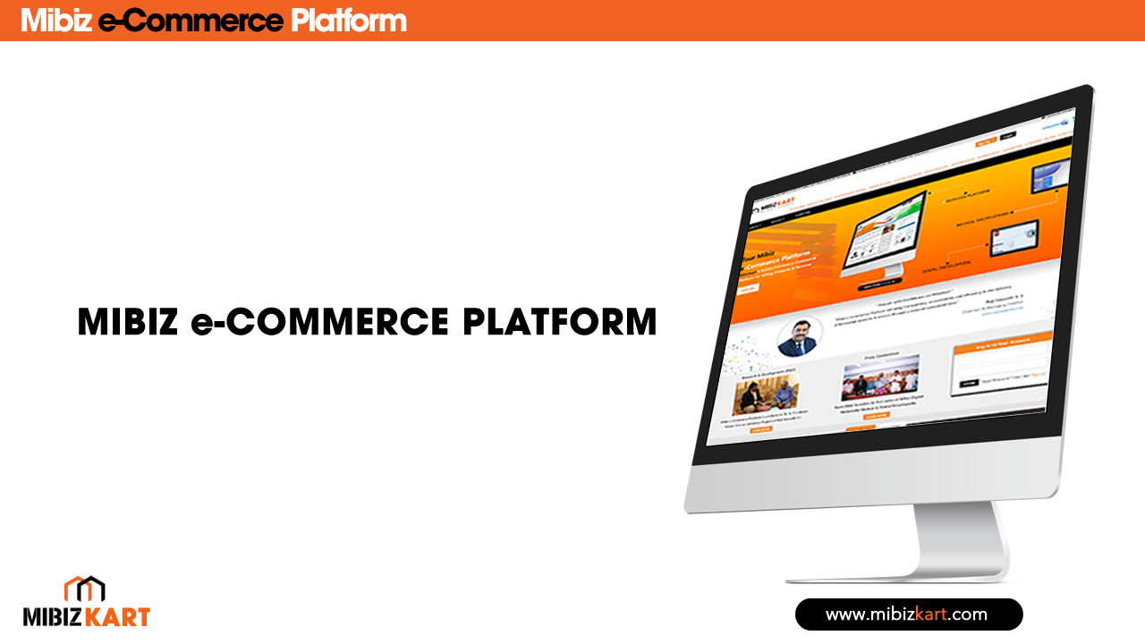 Mibiz e-commerce platform